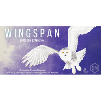 Stonemaier Games Wingspan : European Expansion [anglais]