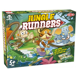 Tactic Jungle Runners [English]