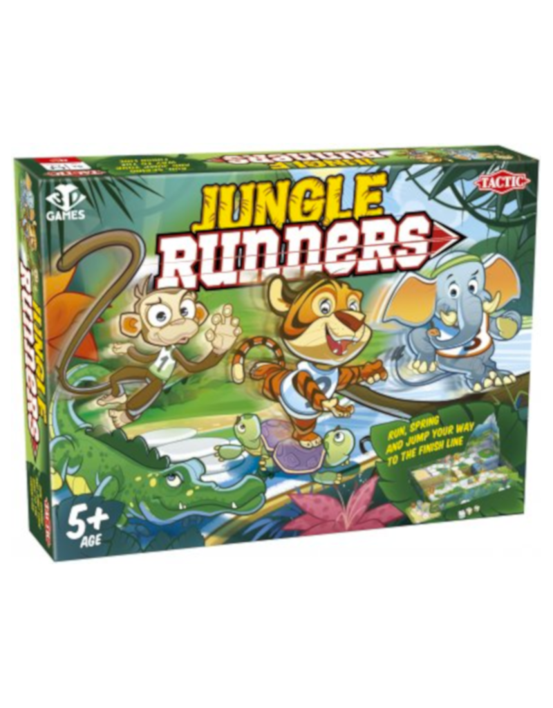 Tactic Jungle Runners [anglais]