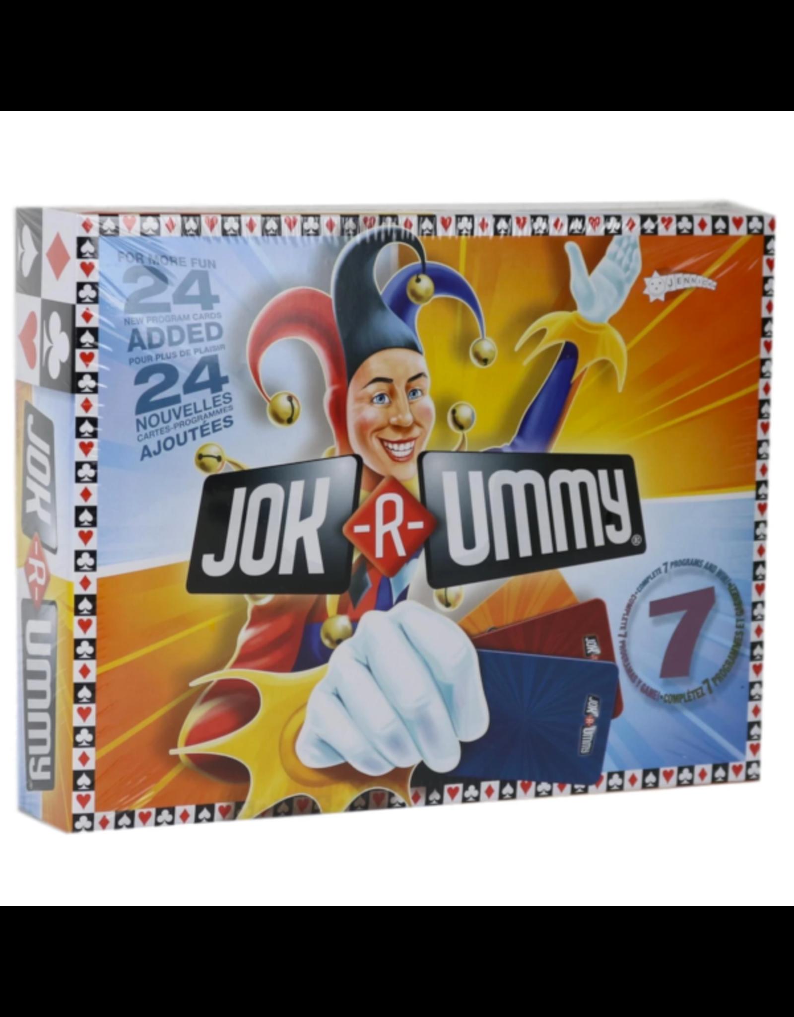 Jennick Inc Jok-R-ummy [multilingue]