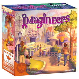 Maple Games Imagineers [Multi]