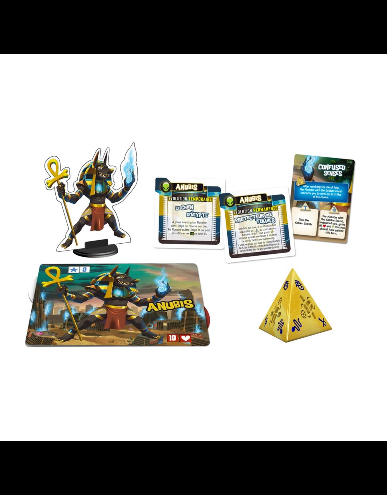 Iello King of Tokyo : Monster Pack - Anubis [français]