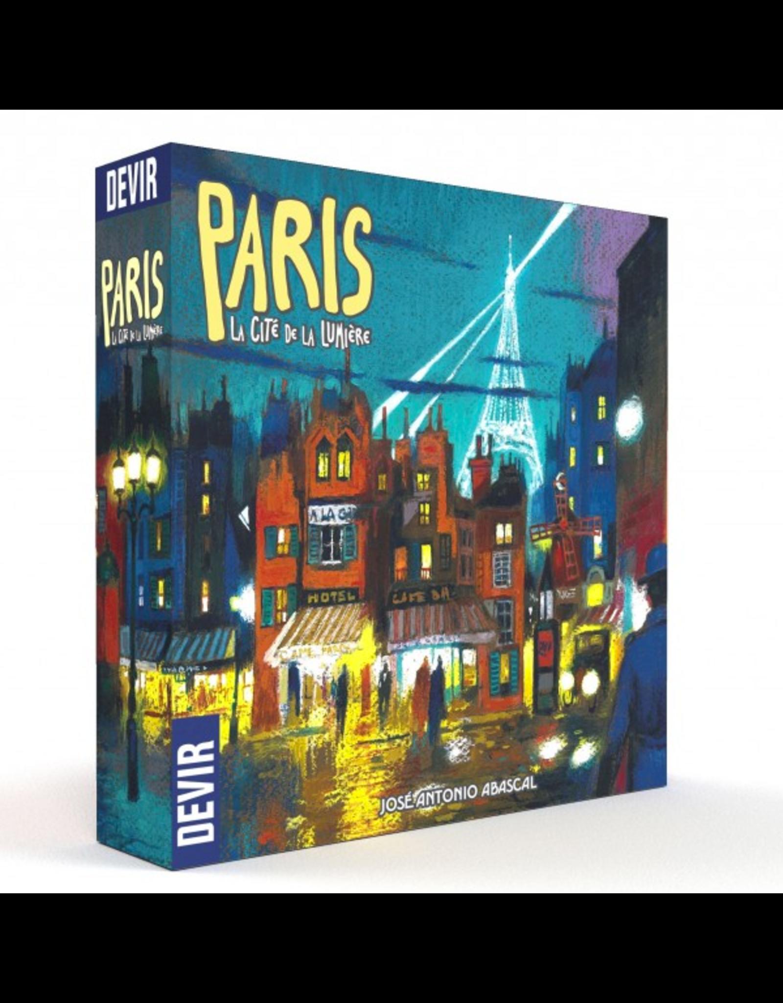 Devir Paris - La Cité de la Lumière [anglais]