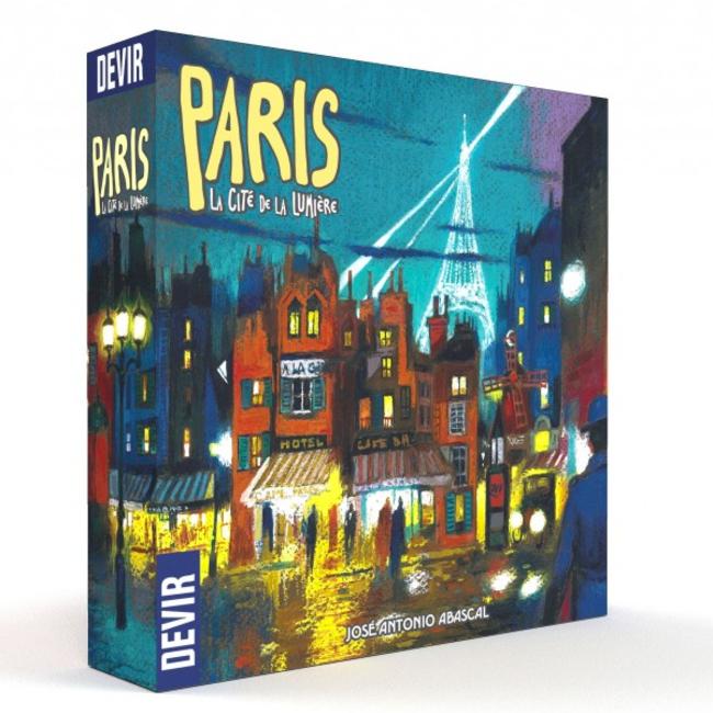 Devir Paris - La Cité de la Lumière [English]