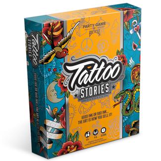 Bicycle Tattoo Stories [English]