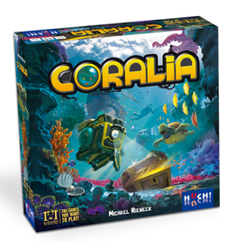 HUCH! Coralia [multilingue]