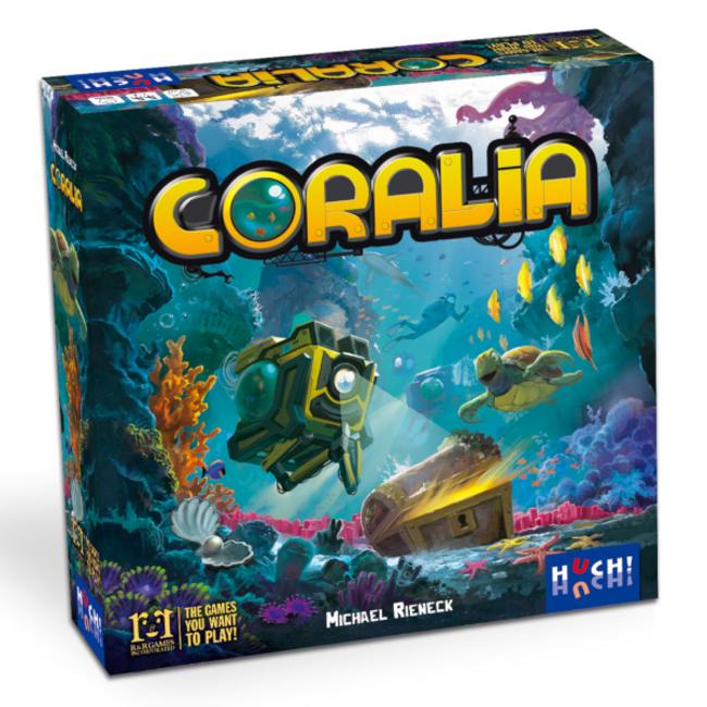 HUCH! Coralia [Multi]