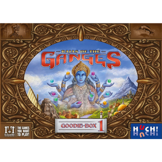R&R Games Rajas of the Ganges : Goodie Box [multilingue]