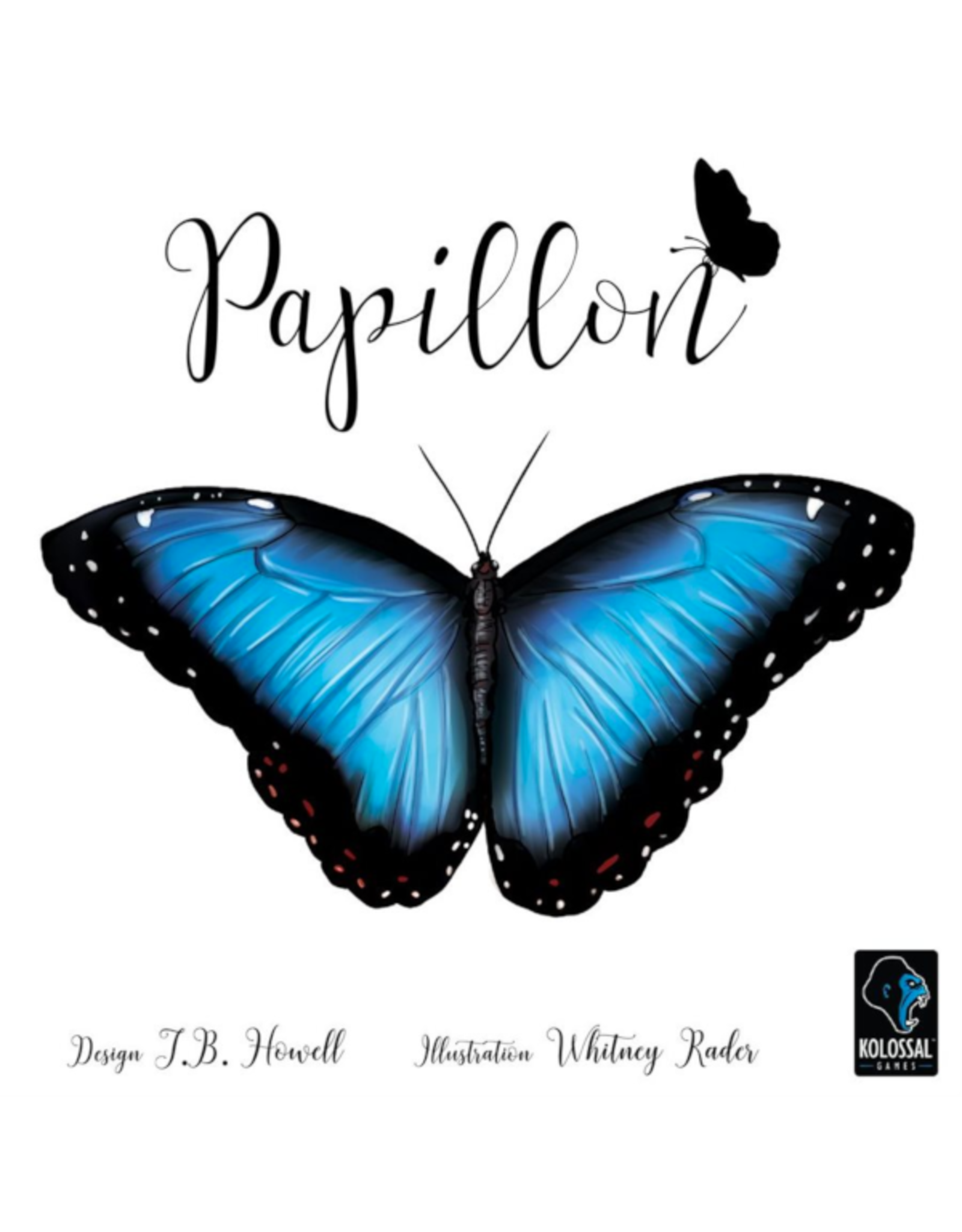 Kolossal Games Papillon [multilingue]