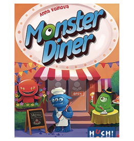 HUCH! Monster Diner [multilingue]