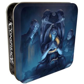 Bombyx Conspiracy - Abyss Universe (version bleue) [français]