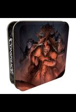 Bombyx Conspiracy - Abyss Universe (version rouge) [français]