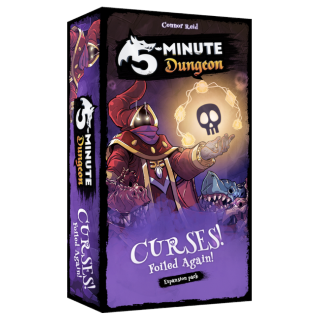 Wiggles 3D 5 Minute Dungeon : Curses! Foiled Again! [anglais]