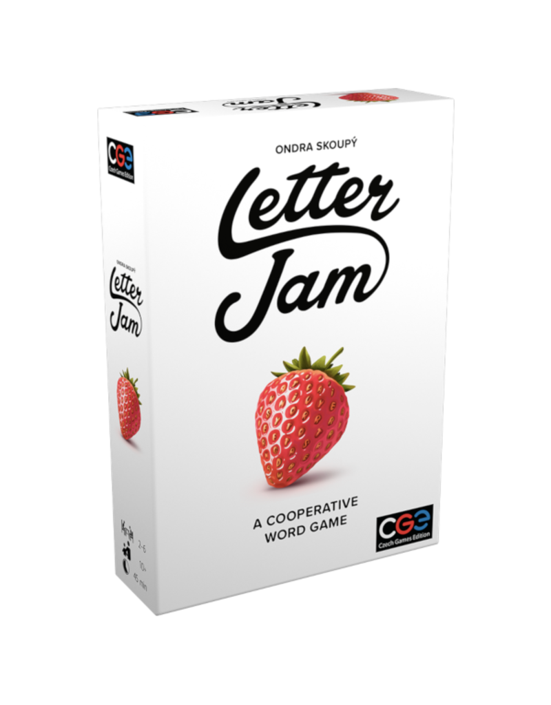 Czech Games Edition Letter Jam [anglais]