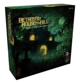 Avalon Hill Betrayal at House on the Hill [français]