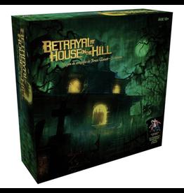 Avalon Hill Betrayal at House on the Hill [français]