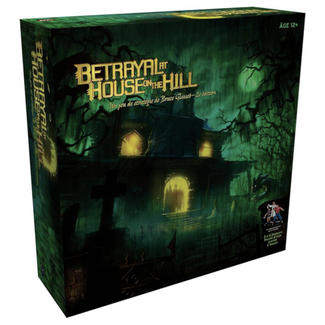 Avalon Hill Betrayal at House on the Hill [French]