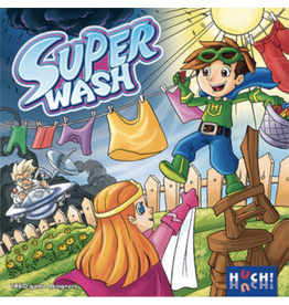 HUCH! Super Wash [multilingue]