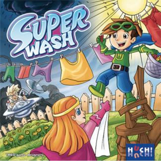 HUCH! Super Wash [Multi]