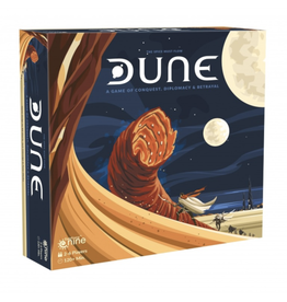 Gale Force Nine Dune - The Board Game [anglais]