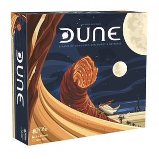 Gale Force Nine Dune - The Board Game [English]