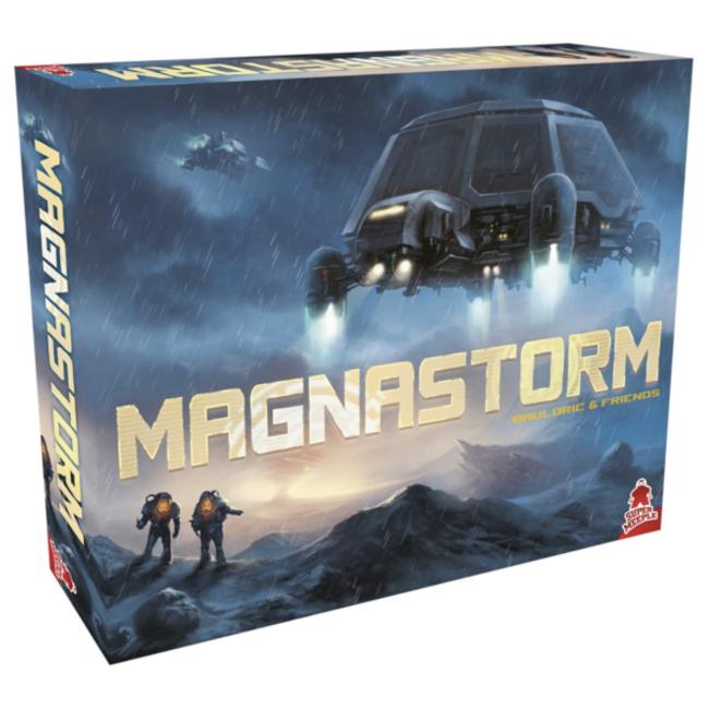 Super Meeple Magnastorm [French]