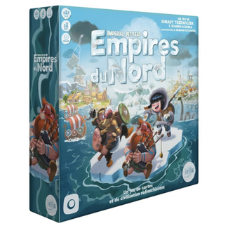 Iello Imperial Settlers - Empires du nord [French]