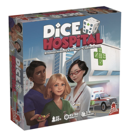 Super Meeple Dice Hospital [français]