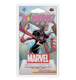 Fantasy Flight Games Marvel Champions - The Card Game (LCG) : Ms. Marvel Hero Pack [anglais]