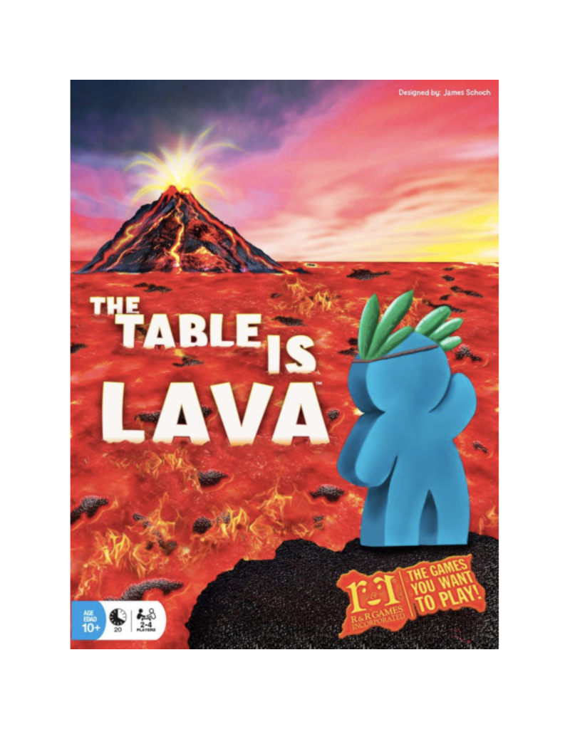 R&R Games Table is Lava (the) [multilingue]