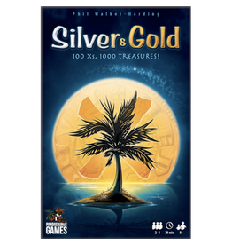 Pandasaurus Games Silver and Gold [anglais]