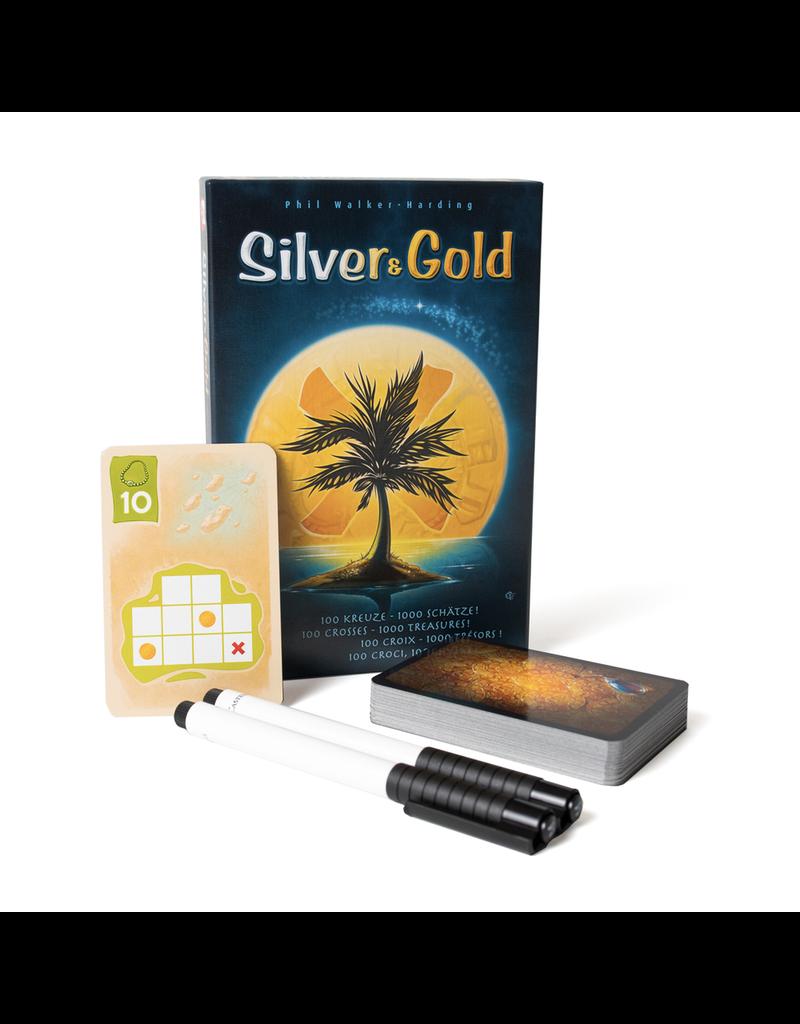 Pandasaurus Games Silver and Gold [anglais]