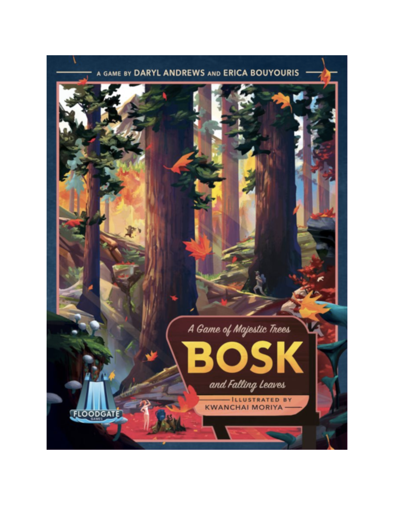 Floodgate Games Bosk [anglais]