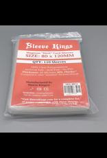 Sleeve Kings Protecteurs de cartes (80mm x 120mm) - Paquet de 110 [SKS-8816]