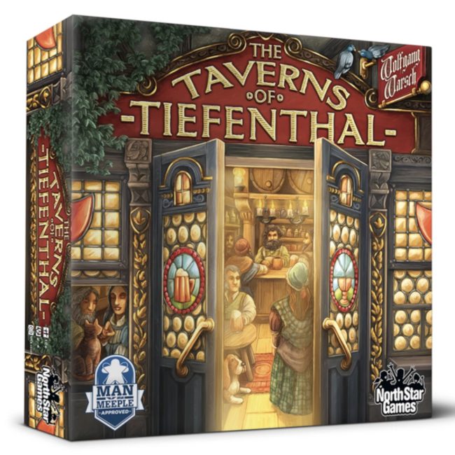 North Star Games Taverns of Thiefenthal (the) [English]
