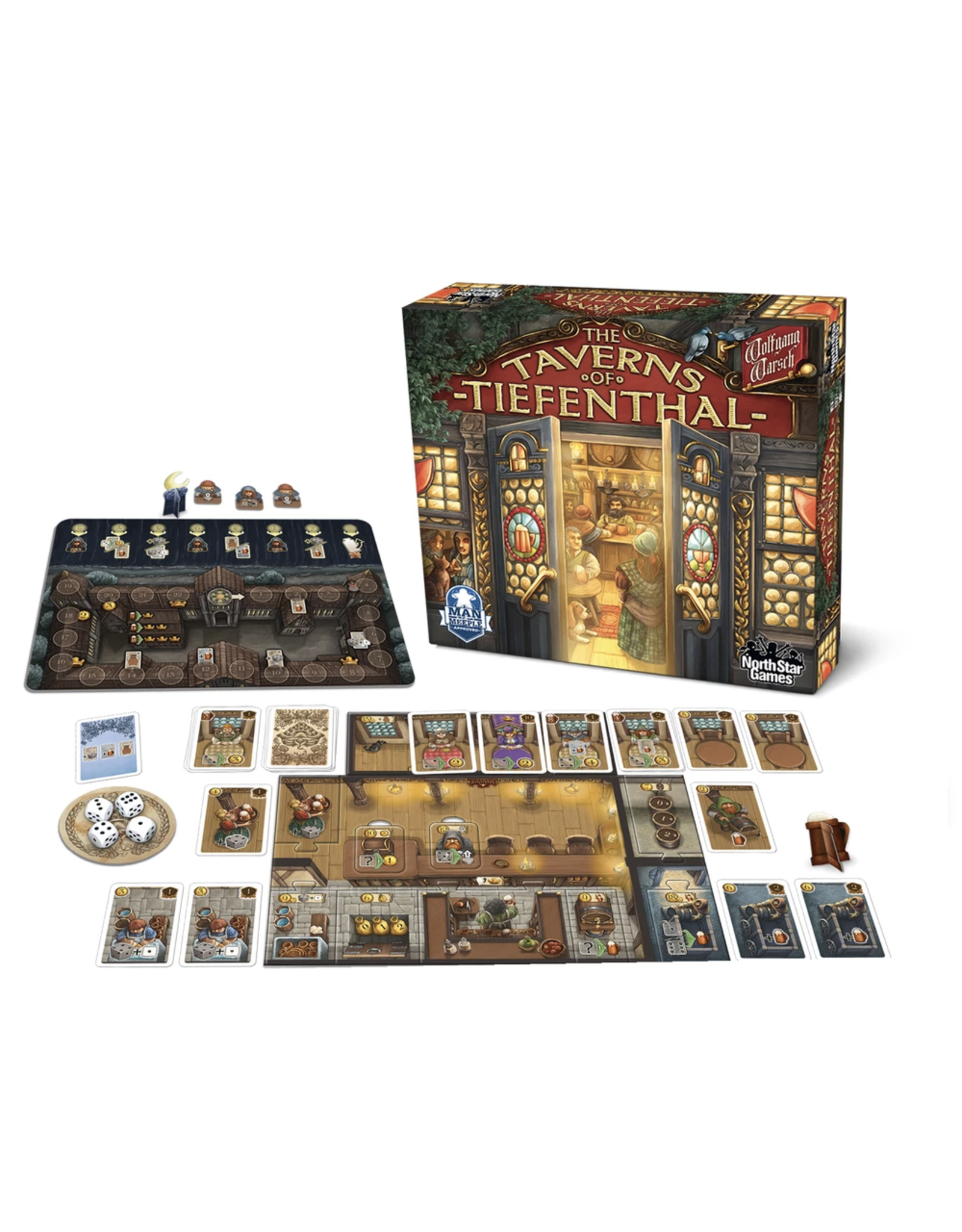 North Star Games Taverns of Thiefenthal (the) [anglais]