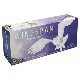 Matagot Wingspan : Extension Europe [French]