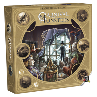 Gigamic Carnival of Monsters [French]