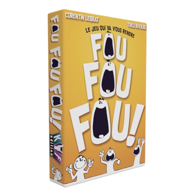 KYF Edition Fou Fou Fou ! [French]