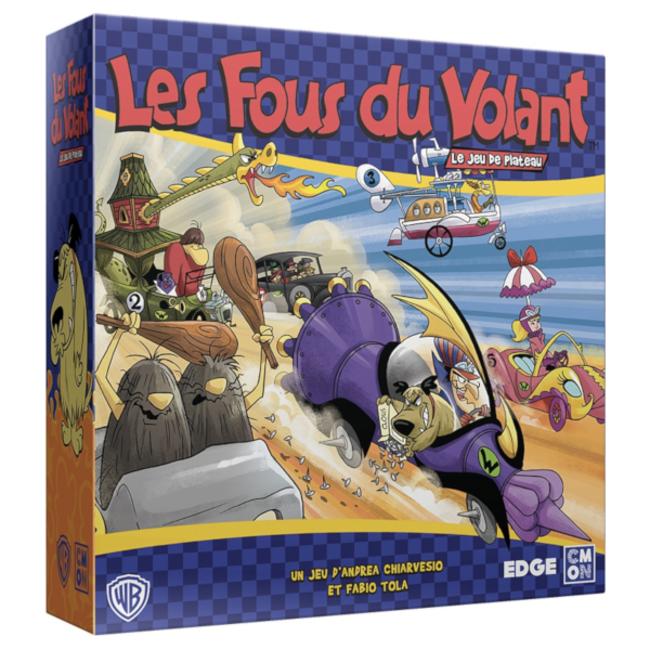 CMON Fous du volant (les) [French]