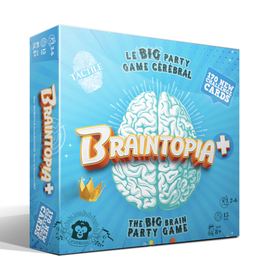 Captain Macaque Braintopia + [français]
