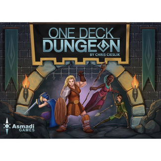 Asmadi Games One Deck Dungeon [anglais]