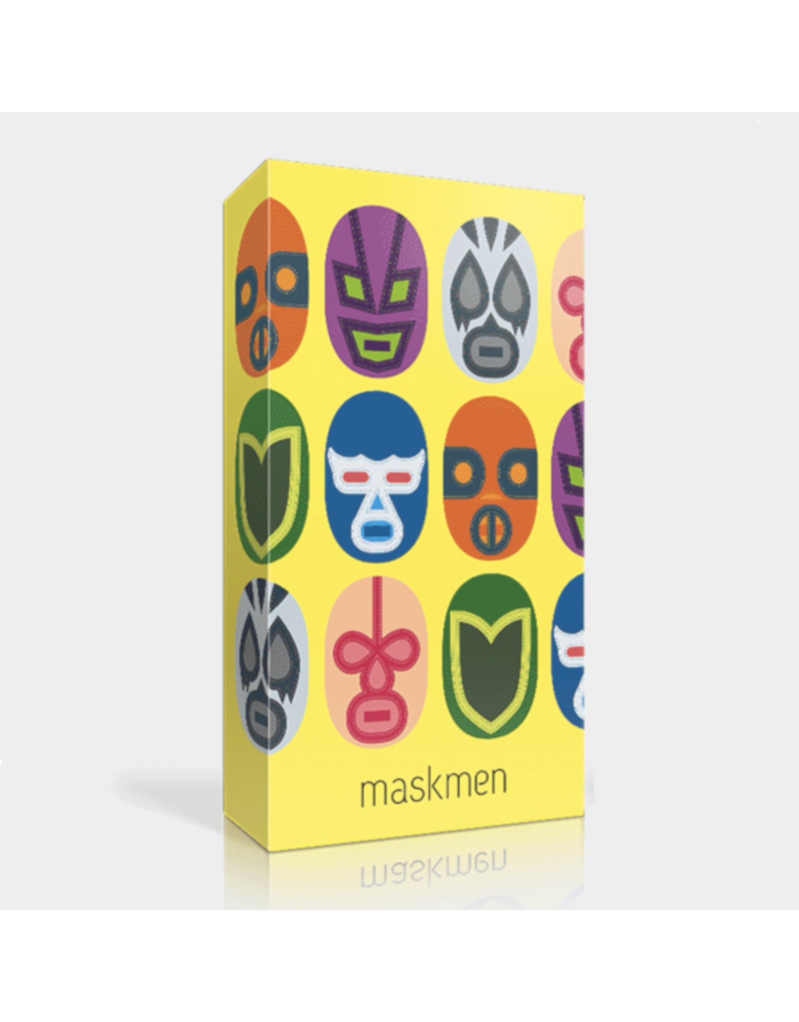 Oink Games Maskmen [anglais]