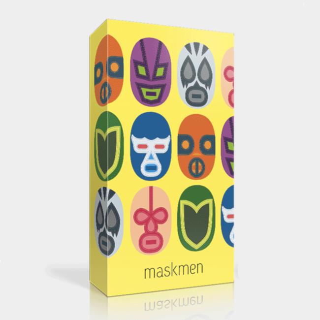 Oink Games Maskmen [English]