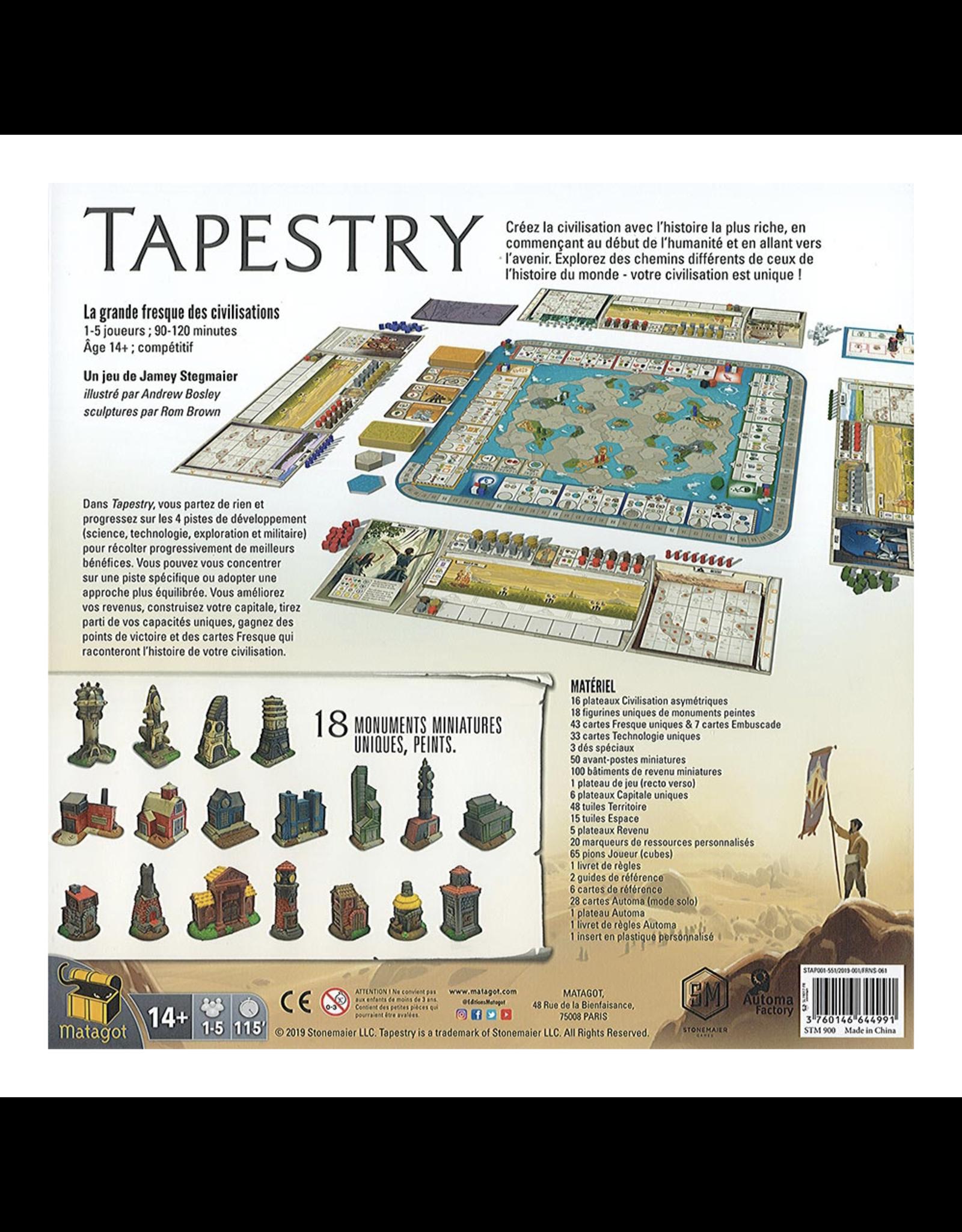 Matagot Tapestry [français]