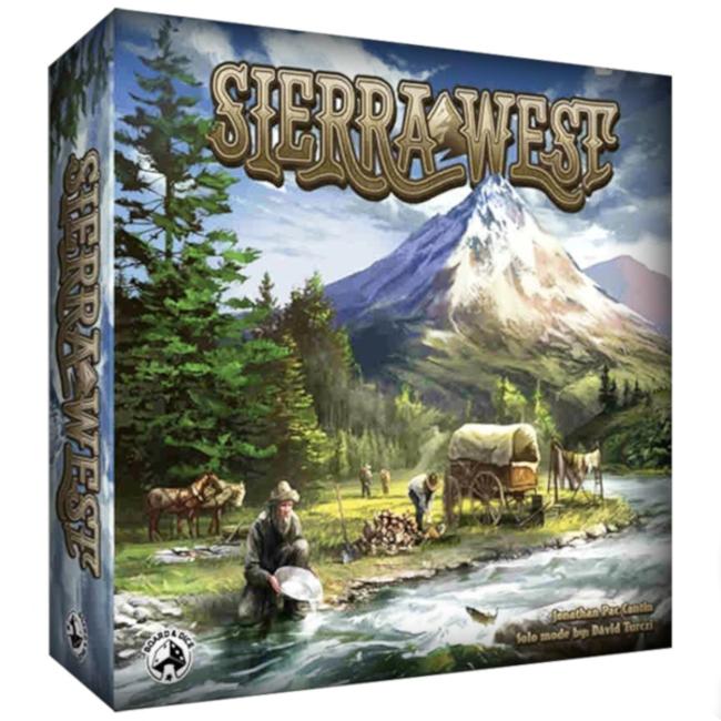 Board & Dice Sierra West [English]