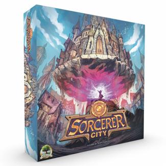Skybound Games Sorcerer City [anglais]