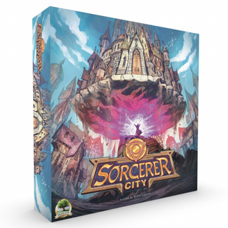Skybound Games Sorcerer City [English]