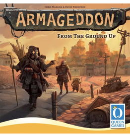 Queen Games Armageddon [anglais]