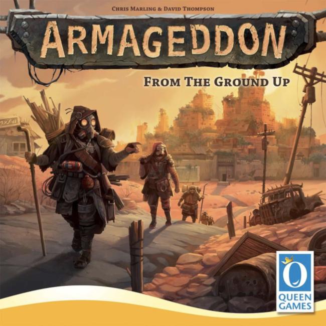 Queen Games Armageddon [anglais]